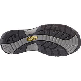 Keen Rialto 3 Point Sandals Men Black/Neutral Gray